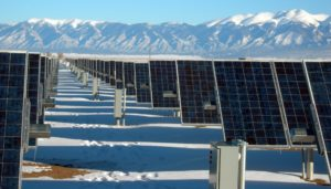 Renewable Energies: The Use of Solar Panels in Military Districts