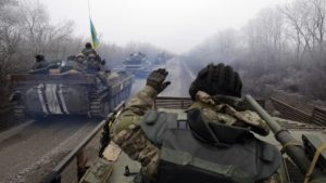 Land warfare in Ukraine: Modern Battlefield of Europe