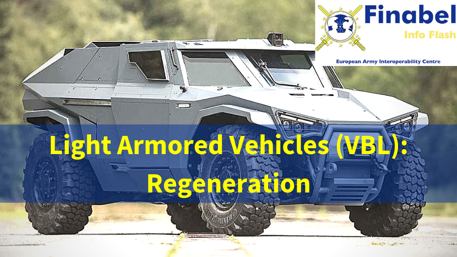 Light Armored Vehicles (VBL): Regeneration
