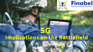 5G: Implications on the Battlefield