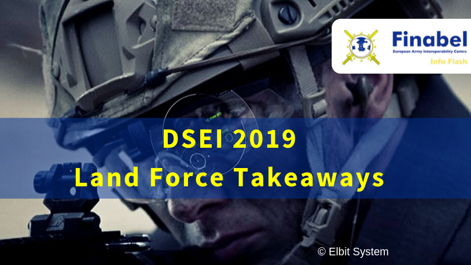 DSEI 2019 – Land Force Takeaways