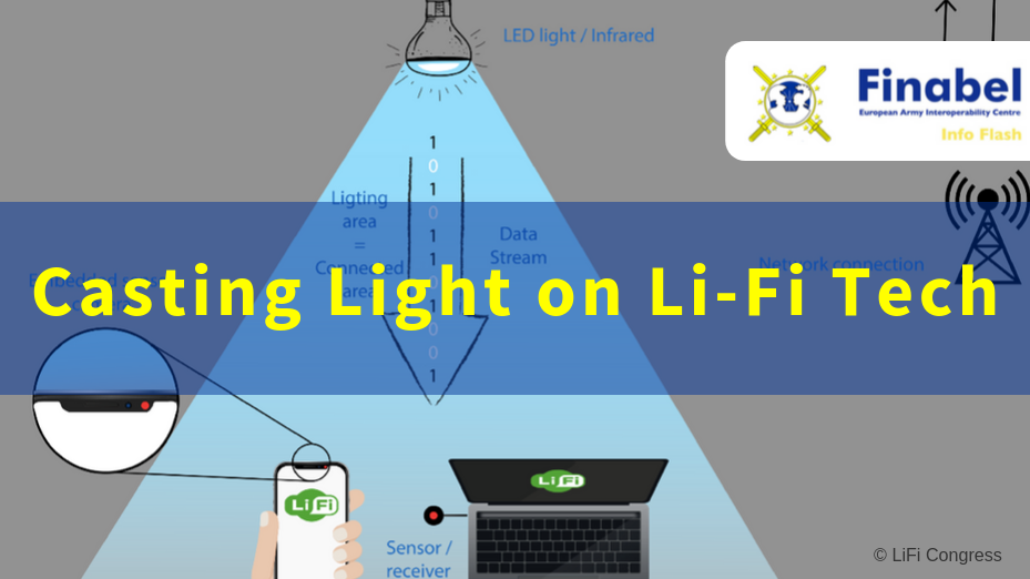 Casting Light on Li-Fi Tech