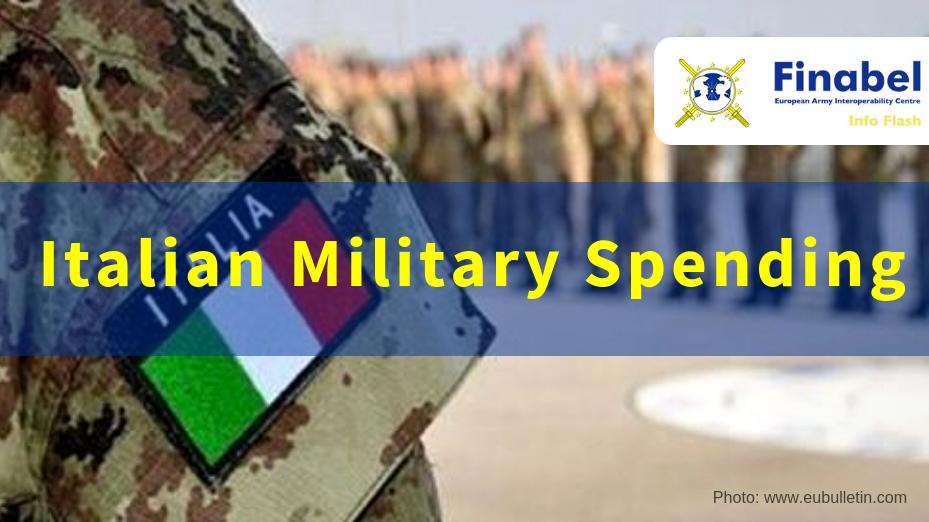 Italian Military Spending