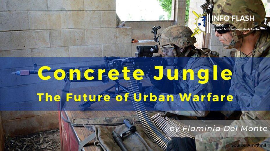 Concrete Jungle: The Future of Urban Warfare