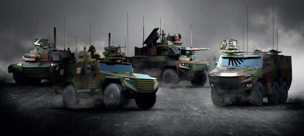 Progress on the Scorpion Program: France's plan to upgrade its motorised capacity – Finabel