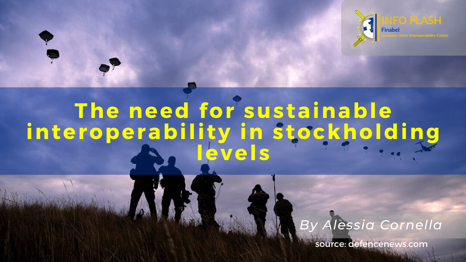 The need for sustainable interoperability in stockholding levels