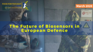 The Future of Biosensors in European Defence