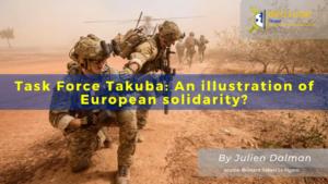 Task Force Takuba: An illustration of European solidarity?