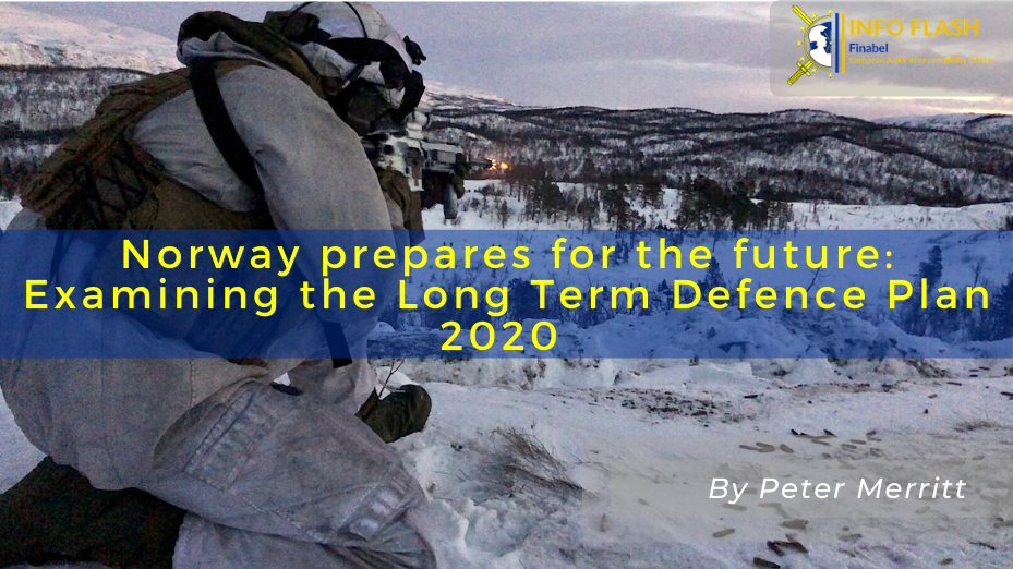 Norway prepares for the future: Examining the Long Term Defence Plan 2020