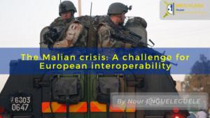 The Malian crisis: A challenge for European interoperability