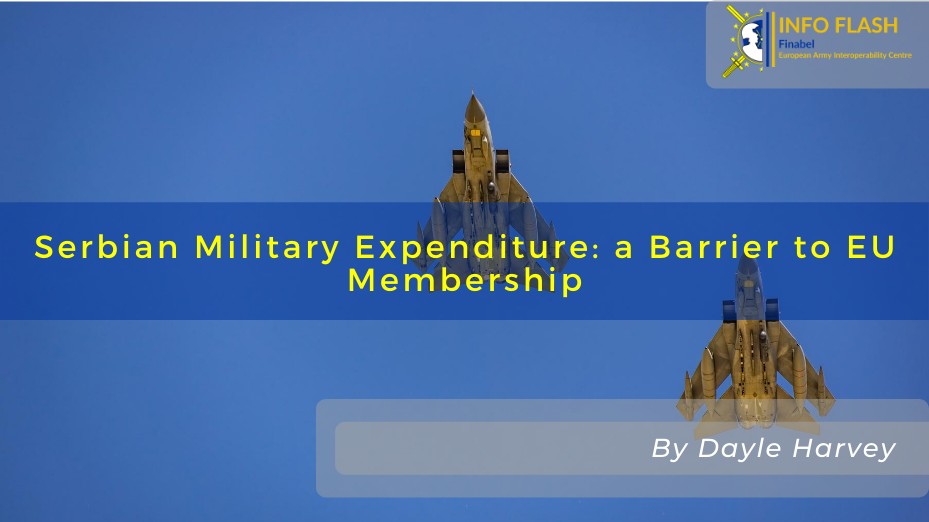 Serbian Military Expenditure: a Barrier to EU Membership