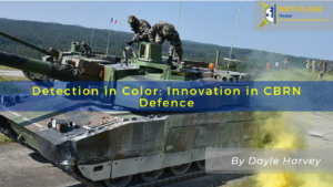 Detection in Color: Innovation in CBRN Defence